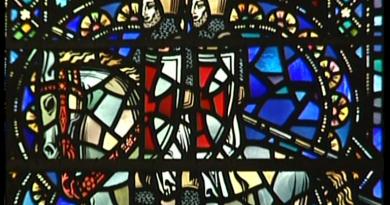 Templer Kirchenfenster