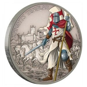 Templer Münze